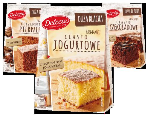 Ciasto Delecta
