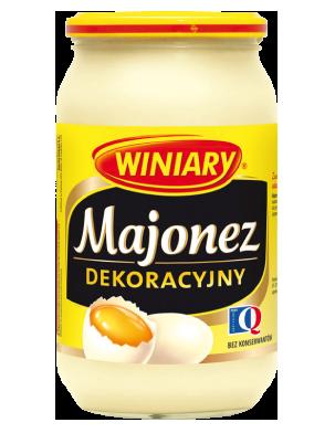 Dekoracyjny Mayonnaise