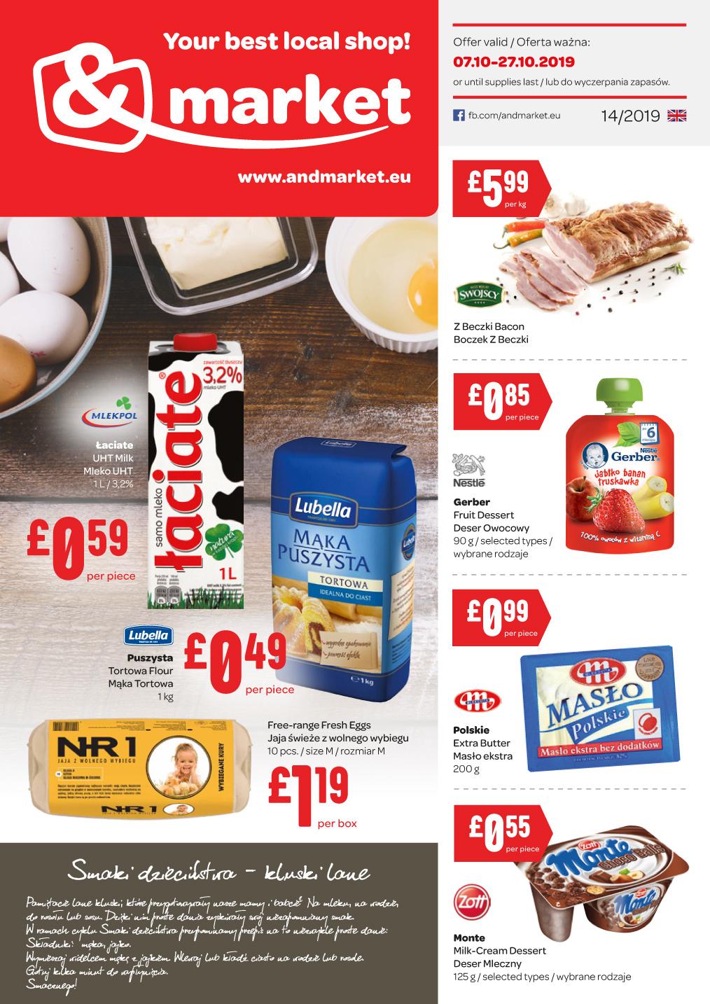 &market - Your best local shop!
