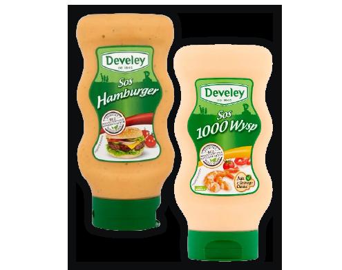 Sauce Develey