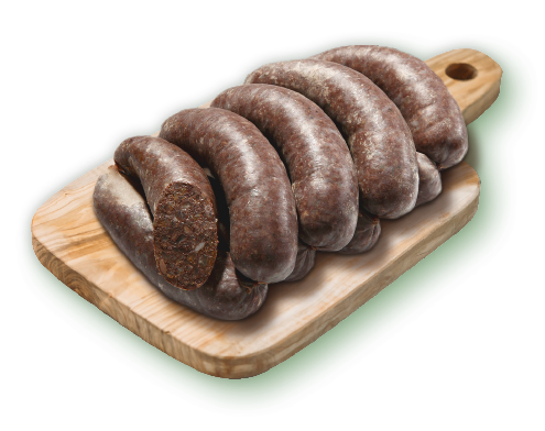 Buckwheat Black Pudding