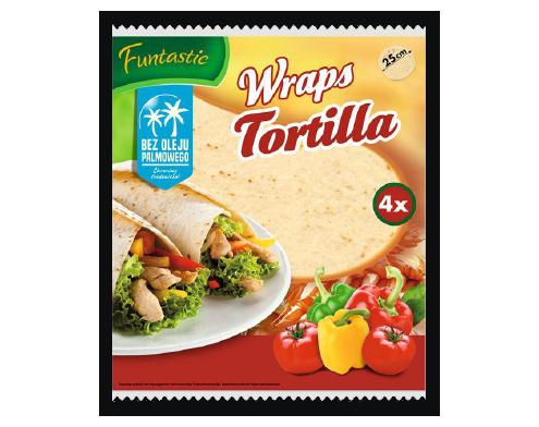 Placki Tortilla