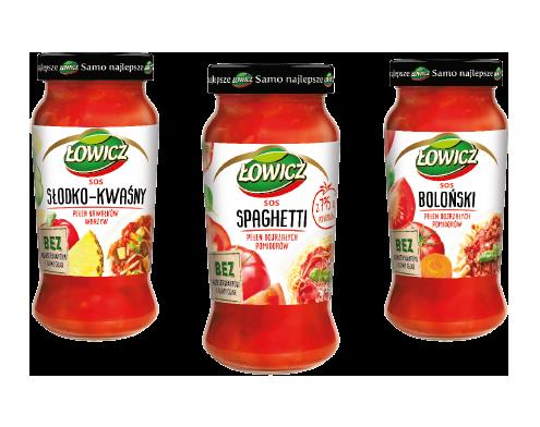 Sauce Łowicz