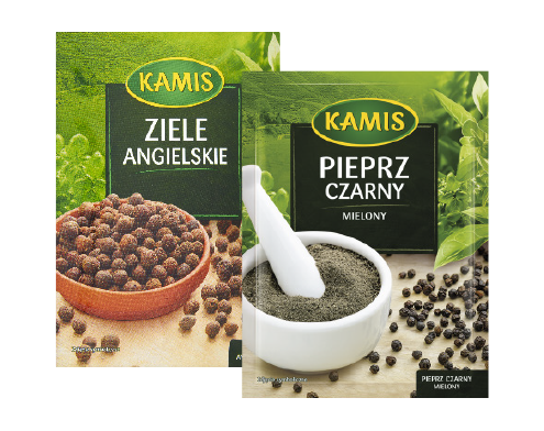 Spices Kamis