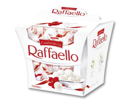 Bombonierka Raffaello