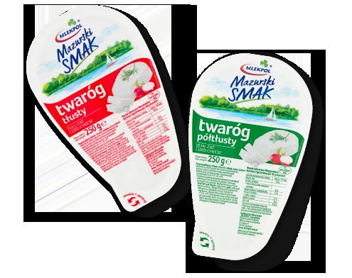 Twaróg Mazurki smak