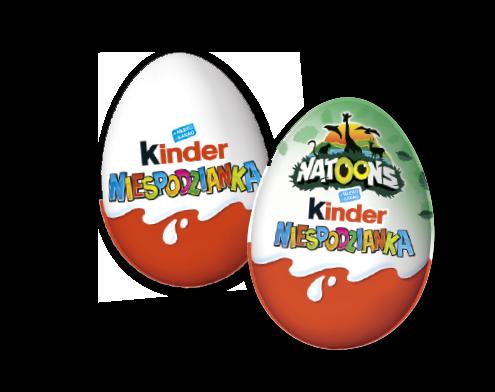 Jajko niespodzianka